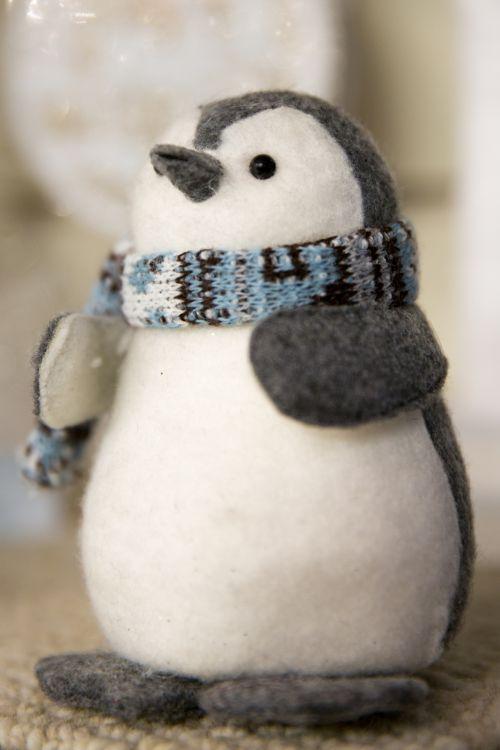 Penguin Decoration