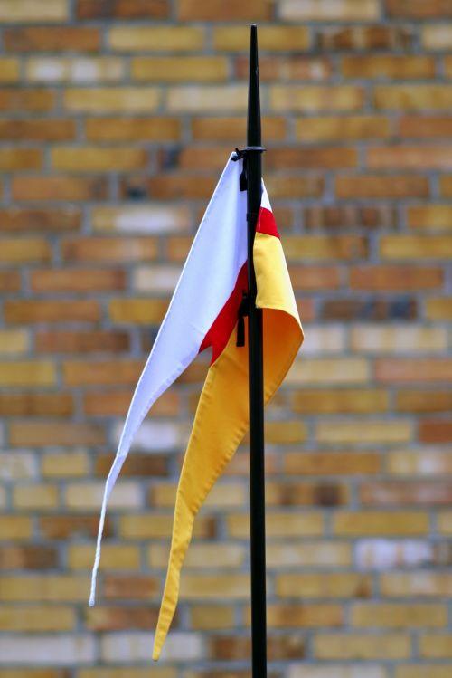pennant flag cavalry