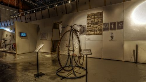 penny farthing technology hdr