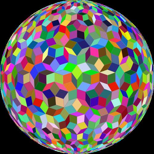 penrose repeating pattern