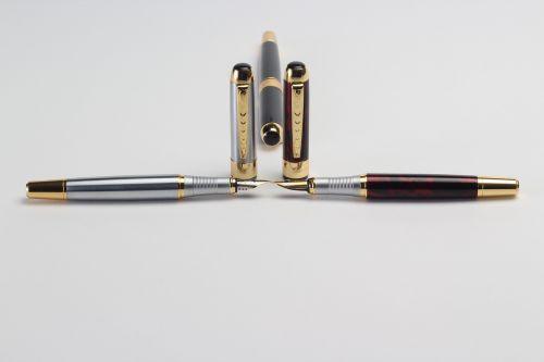 pens office many
