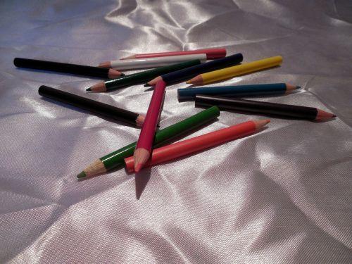 pens colorful color