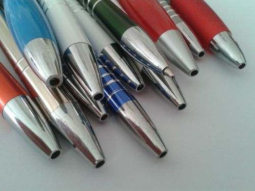 pens colors to write