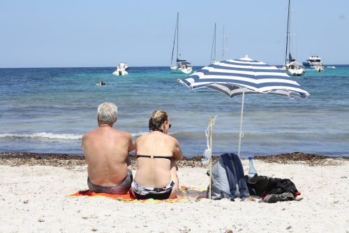 pension holiday rest