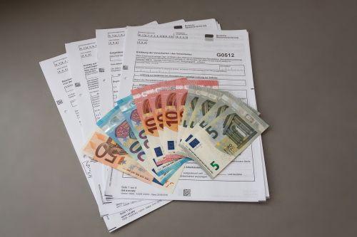 pension insurance form money