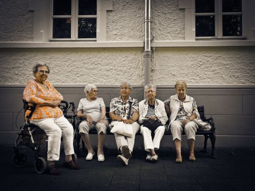 pensioners retiree inside age