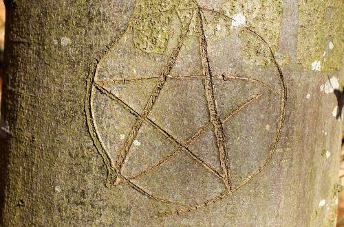 pentacle paganisch symbol