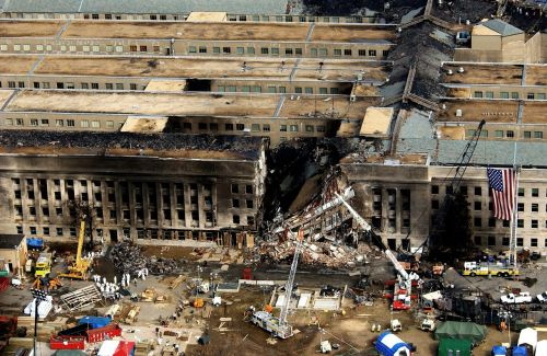 pentagon stop 11 september