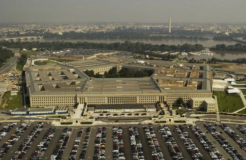 pentagon washington dc military