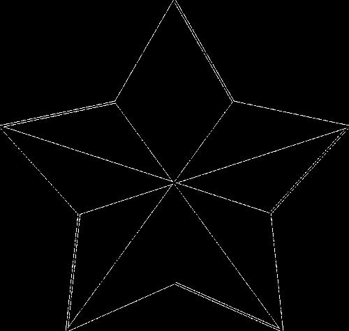 pentagram alternate polygon