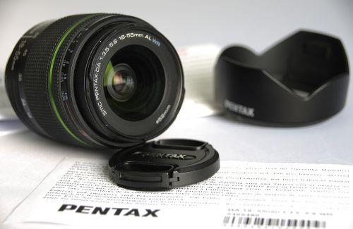 pentax lens photography