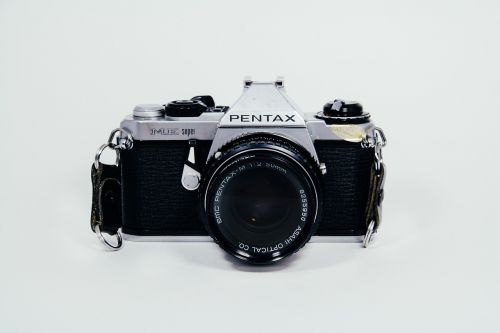 pentax camera lens