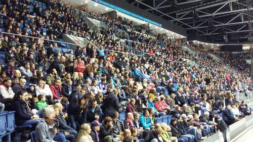 people viewers hockey