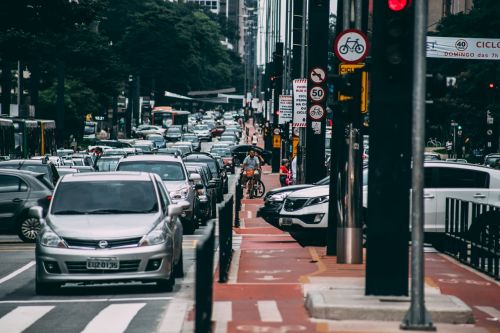 people street car