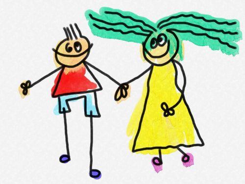 people couple relationships