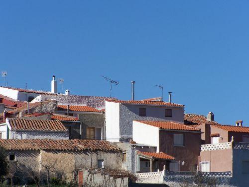 people rural houses