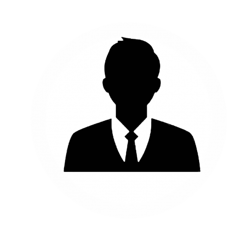 people silhouette avatar
