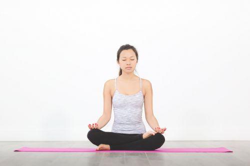 people woman yoga