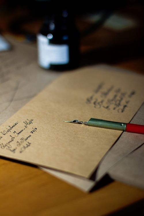 people letters envelope