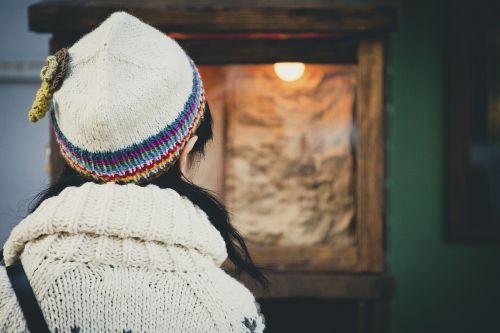 people woman bonnet