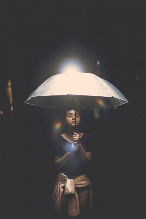 people,woman,beauty,highlight,umbrella,fashion