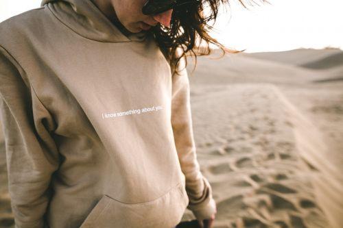 people statement jacket hoodie
