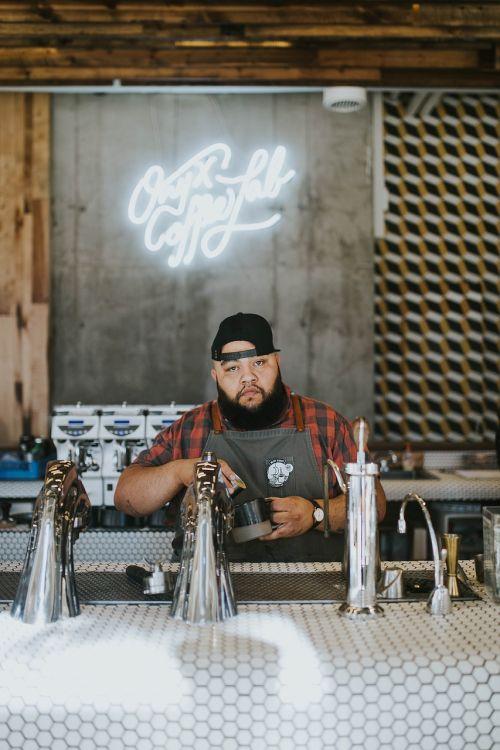 people man bartender