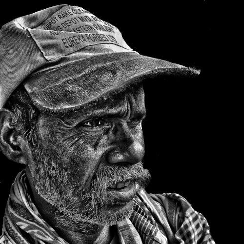 people portrait man