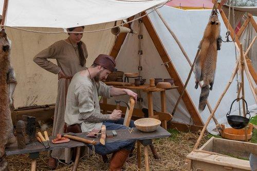 people  wood  artisan