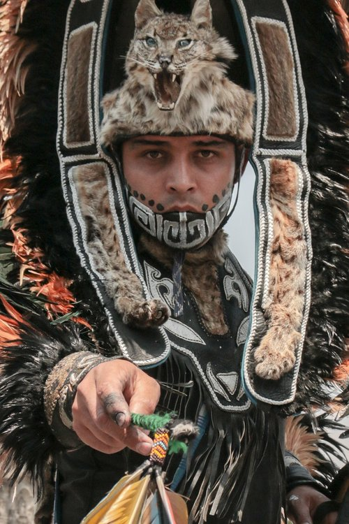 people  tribal  costume