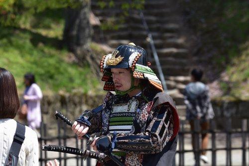 people  male  samurai