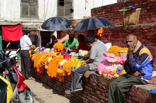 people sacrifices kathmandu