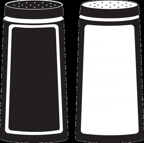 pepper salt spices