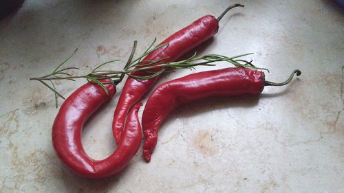pepper  rosemary  spices