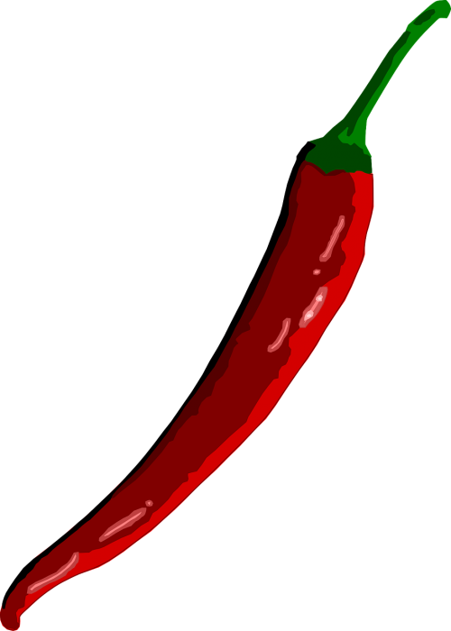 pepper chile vegetable