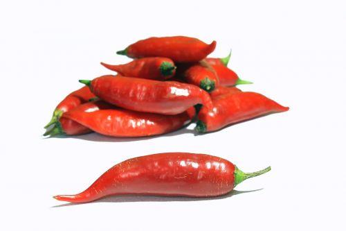 pepper chili finger lady seasoning