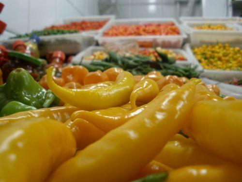 pepper yellow burn