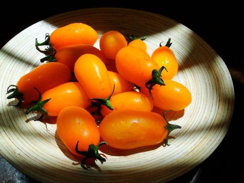 peppers vegetables orange