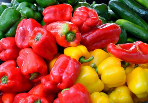 peppers for sale red