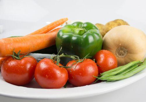 peppers vegetables vegetable garden