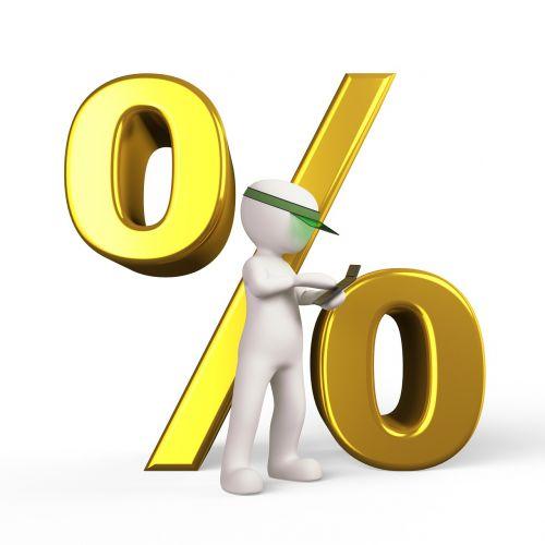 percent discount reduction
