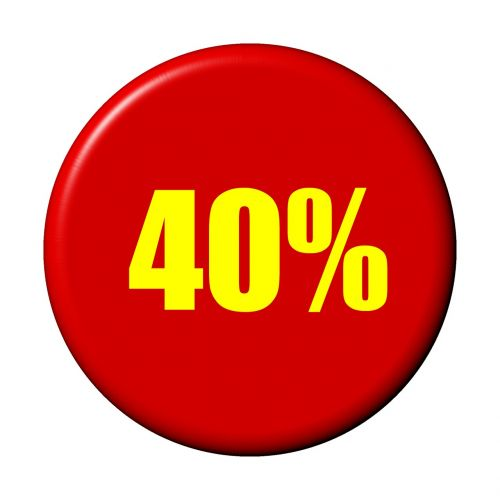 percentage math sale
