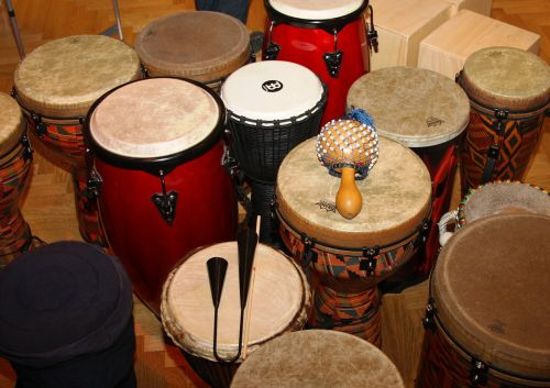 percussion drums djembe