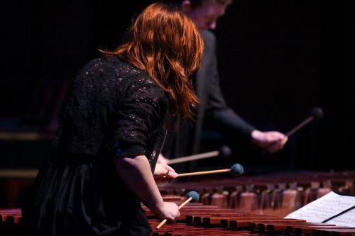 percussion marimba music