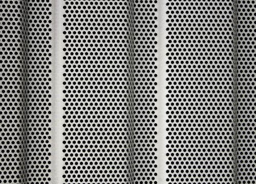 perforated sheet sheet holes
