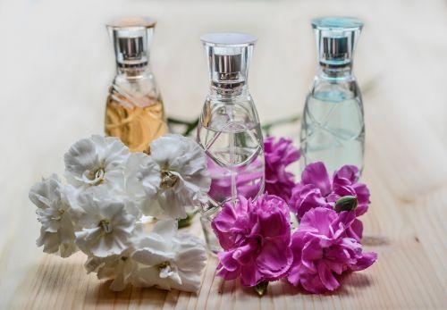 perfume bottle glass