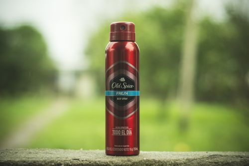 perfume deodorant old spice