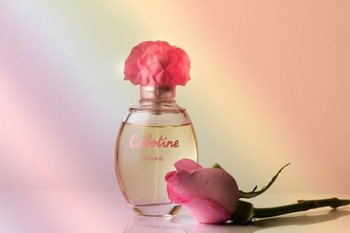 perfume fragrance rose