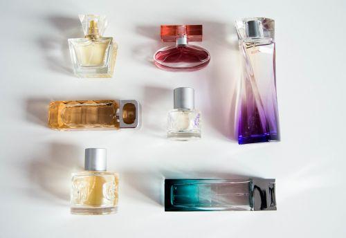perfume bottle senses bottle
