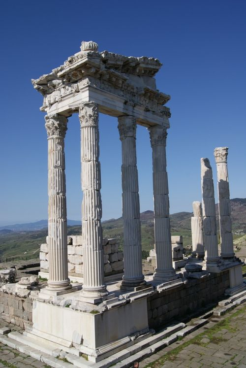 pergamon turkey temple